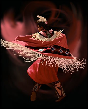 I am the spirit of the dance.