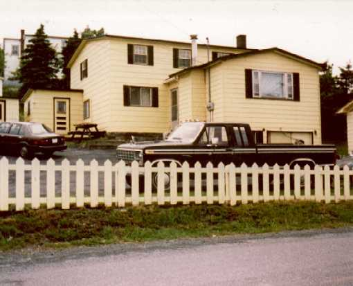 This is Irene's childhood home.